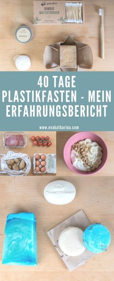 40 Tage Plastikfasten – mein Erfahrungsbericht - All For Remodeling İdeas Ayurveda Lifestyle, No Waste, Recycling Bins, Recycling Logo, Eco Friendly House, Mindful Living, Sustainable Living, Plastic, Homemade
