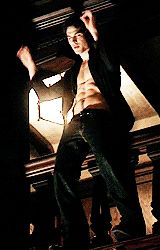 The Damon dance!