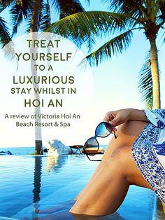 A luxurious Hoi An, Vietnam Accommodation option: Victoria Hoi An Beach Resort & Spa