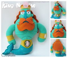 King Neptune by ChannelChangers on deviantART
