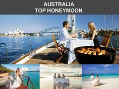 #HoneymooninAustralia  #AustraliaTours Visit #Australia Top #HoneymoonDestinations for Honeymoon like Adelaide, Hobart, Perth, Melbourne, Cairns, Sydney etc with fully enjoy love and romance.