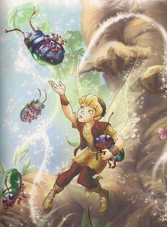 Pixie Hollow Create a Fairy | Comics:
