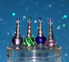 Dollhouse miniature genie fairy or potion by ButterflyNature, $4.00