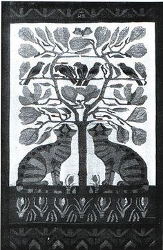 Wanda Bibrowicz - Imperatorowa Gobelinów - 1  posted by: garaż ilustracji książkowych
