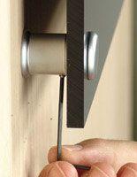 Tamperproof Locking Standoffs For Security.