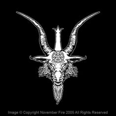 Face of Baphomet