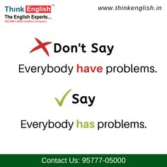 ThinkEnglish offers the best IELTS Coaching in Chandigarh Mohali under affordable fees. Join the best IELTS Coaching, Spoken English Classes in Chandigarh. English Idioms, English Phrases, Learn English Words, English Lessons, English Learning Spoken, Teaching English Grammar, English Language Learning, Essay Writing Skills, English Writing Skills