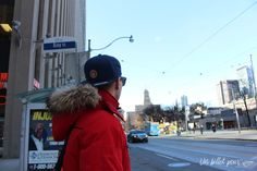 La Bay Street de Toronto - Canada
