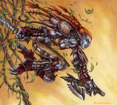 Troll Huntress by ~fobiapharmer on deviantART