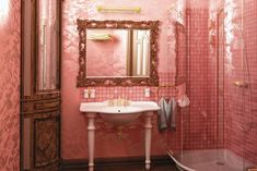 You guys enjoyed the Pink Mid Century Bathrooms in Australia post so much, I thought I would feature Pink Mid Century Bathroom's in Americ...