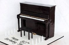 fab piano cake