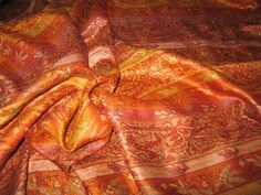 Silk and wool. Tanjore NYC