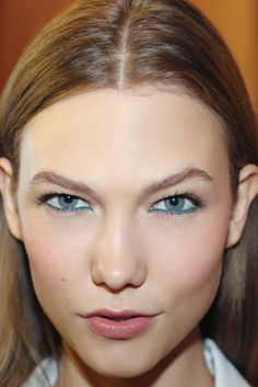 Runway Beauty Trend: Fade to Blue (Pat McGrath | STELLA MCCARTNEY)