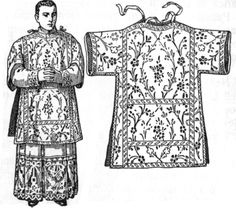 c. 476 ■ Upper-class men, and sometimes women, in the Byzantine Empire (476–1453 C.E.) wear a long, flowing robe-like overgarment called a dalmatica developed from the tunic.