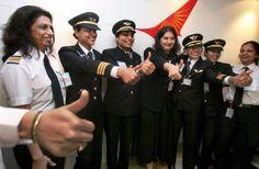 Women pilots of India.