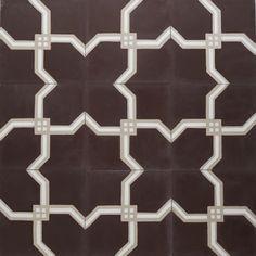 Available at Versatile Inc. | Lace | Colourway 5 |  http://www.versatileinc.ca/coll_sabinehill.html |  #lace #cementtile #versatileinc