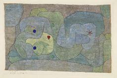 Paul Klee  'Nymph in the Kitchen Garden'  1939