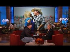 Garth Brooks on His Relationship with Trisha Yearwood (So sweet! Just another reason why I love him so much! Rock Music Quotes, Singing Quotes, Country Singers, Country Music, Garth Brooks Music, Ellen And Portia, How Do I Live, Why I Love Him, Trisha Yearwood