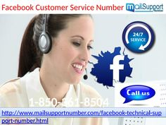 You must have faith in our Facebook Customer Service Number as we shall never break your trust and maintain your privacy as well. We believe that our customer is like our God and to satisfy our clients is our prime duty. If you don't believe our words, take a tour of our service by dialing our number 1-850-361-8504. For more info visit us: http://www.mailsupportnumber.com/facebook-technical-support-number.htmlSee Less