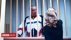 Critically ill man 'former Russian spy' - BBC News