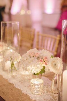 Charleston Wedding - Hibernian Hall - Shannon Michele Photography - LulaKate on A Lowcountry Wedding Magazine #burlap #pink http://www.joomag.com/magazine/a-lowcountry-wedding/M0763291001386638887