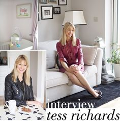 INTERVIEW TESS RICHARDS 1/2 - fashion designer and co-founder of Richards Radcliffe: The extraordinary and compelling stories about surviving and excelling in the fashion industry from a former Creative Director...