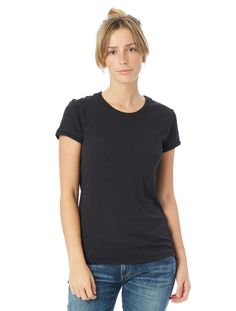 A 50/50 blend that's the ultimate basic, this tee is called The Keepsake for a reason. Soft, breathable, and effortlessly cool, you'll forget you have it on at home or on the move. <span>Made in a WRAP-certified Factory</span>