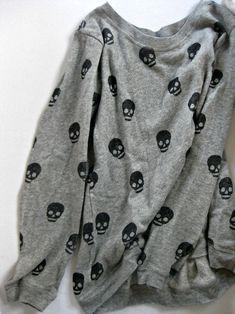 Skull sweaters
