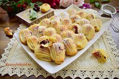 madlene-cu-cirese-6 - Rețete Fel de Fel Pasta Salad, Ethnic Recipes, Food, Crab Pasta Salad, Essen, Meals, Yemek, Eten
