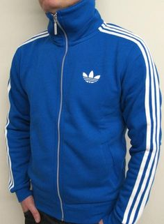 Adidas Beckenbauer - I will forever love this jacket.