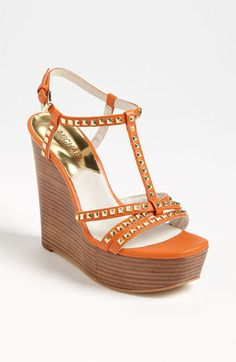 MICHAEL Michael Kors Alexi Wedge available at #Nordstrom