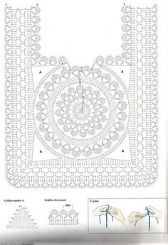Crochet Top and Dress