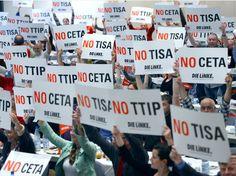 El TiSA blindará a las multinacionales que operen en España que contraten a sus trabajadores fuera