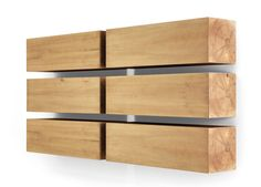 Corteccia designed by Andrea Salvetti for Mogg is a wall unit. Wall unit with drop down door, multi-layered with sheets of cedar thickness, 3 mm. Italian Furniture, Unique Furniture, Contemporary Furniture, Wooden Furniture, Office Furniture, Bedroom Furniture, Furniture Ideas, Furniture Design, Wall Shelf Unit