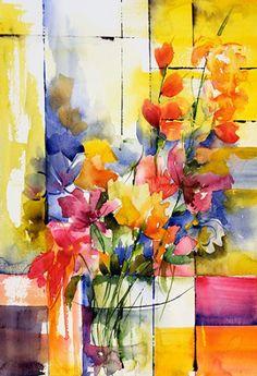 Bouquet de Pondy 02 - Véronique Piaser-Moyen Artmajeur