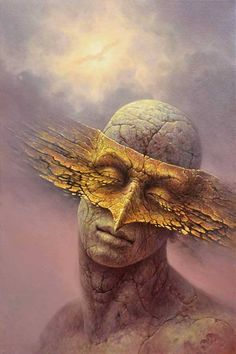 made by: Tomasz Alen Kopera - Painting