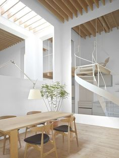 Asahikawa Residence by Jun Igarashi Architects