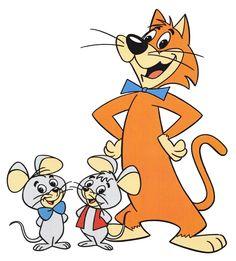 Hanna Barbera World Cartoon Character Tattoos, Classic Cartoon Characters, Cartoon Tv Shows, Classic Cartoons, Cartoon Styles, Old School Cartoons, Old Cartoons, Funny Cartoons, Vintage Cartoon