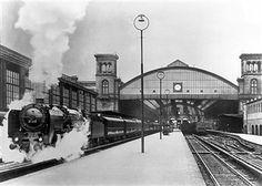 Potsdamer Bahnhof 1937