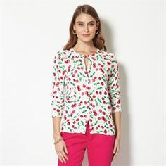2e006e4592d2 Felicity Cardigan In Cherry - Shop Avon Cardigans online with free shipping  on $40. #