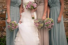 utterly gorgeous bridesmaids dresses!