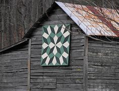 Barn Quilts and the American Quilt Trail: Hankerin' for the Hills