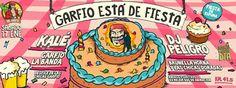 Los Piratas de Mr Garfio si como vivir el verano, este sábado 17 Enero llega un fieston con DJ Peligro y Brunella Horna llega con las chicas doradas