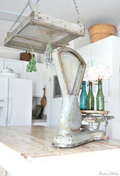 herb drying rack! Love this idea! Although, as the previous pinner said, it might be better in a closet.
