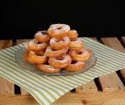 Serowe oponki Onion Rings, Ethnic Recipes, Food, Essen, Meals, Yemek, Onion Strings, Eten