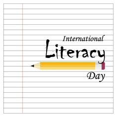International Literacy Day, Happy Teachers Day, Phone Wallpapers, Digital Marketing, Vector Free, Backgrounds, Banner, Concept, Graphic Design