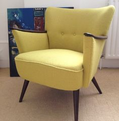 50's Vintage Cocktail Chair