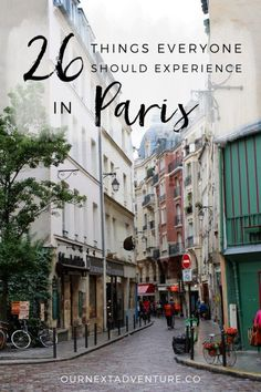 Our favorite memories of Paris, summed up by 26 amazing experiences // Europe Travel   France   Paris Itinerary   3 Days in Paris   Top Things to Do   Where to Eat   What to See