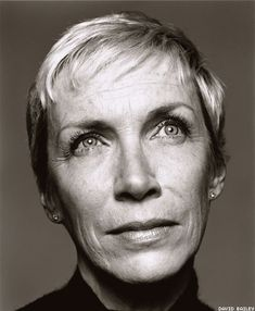 Seventeen years after the release of her solo debut, a new collection of greatest hits finds Annie Lennox in a reflective mood, looking back at her long night's journey into day.