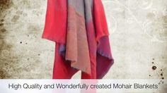 #HomeDecor Decorative Mohair Blankets at www.lalapatoot.com